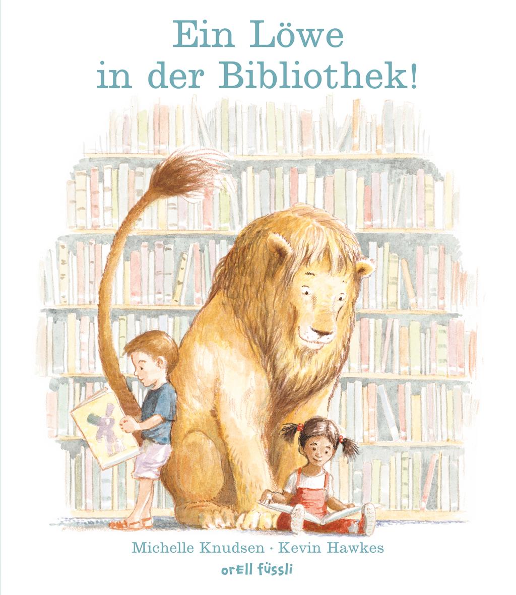 Bildergebnis für löwe bibliothek