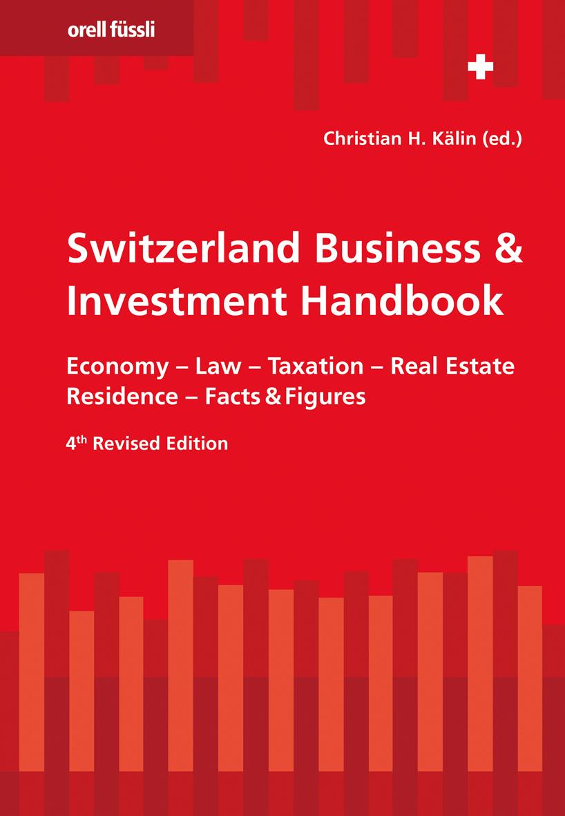 Switzerland Business & Investment Handbook | Orell Füssli Verlag