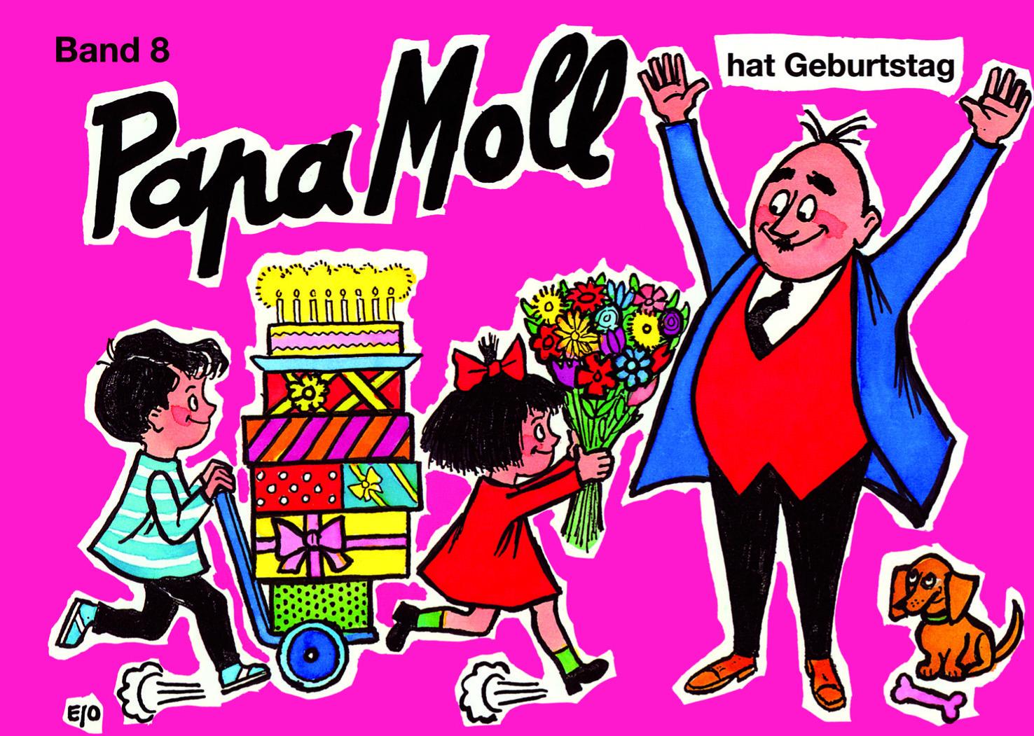 Papa Moll Hat Geburtstag Globi Verlag Orell Fussli