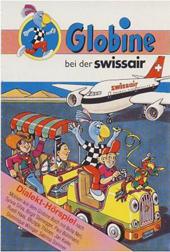 Globine bei der Swissair MC