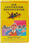 Papa Moll Die lustigsten Geschichten MC, Umschlag gross anzeigen