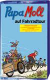 Papa Moll auf Fahrradtour MC, Umschlag gross anzeigen