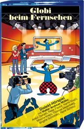 Globi beim Fernsehen, Umschlag gross anzeigen