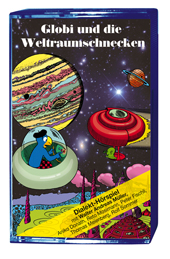 Globi und die Weltraumschnecken MC