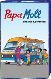 Papa Moll und das Kochmobil, Umschlag gross anzeigen