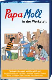 Papa Moll in der Werkstatt MC