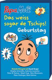 Papa Moll Tagebuch Geburtstag MC