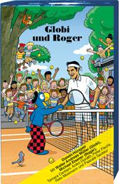 Globi und Roger MC