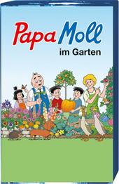 Papa Moll im Garten MC