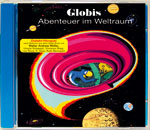 Globis Abenteuer im Weltraum CD