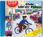 Globi hilft der Polizei