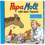 Papa Moll hilft dem Tierarzt CD