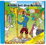 Globi bei den Kelten CD, Umschlag gross anzeigen