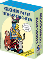 Globis beste Tiergeschichten CD