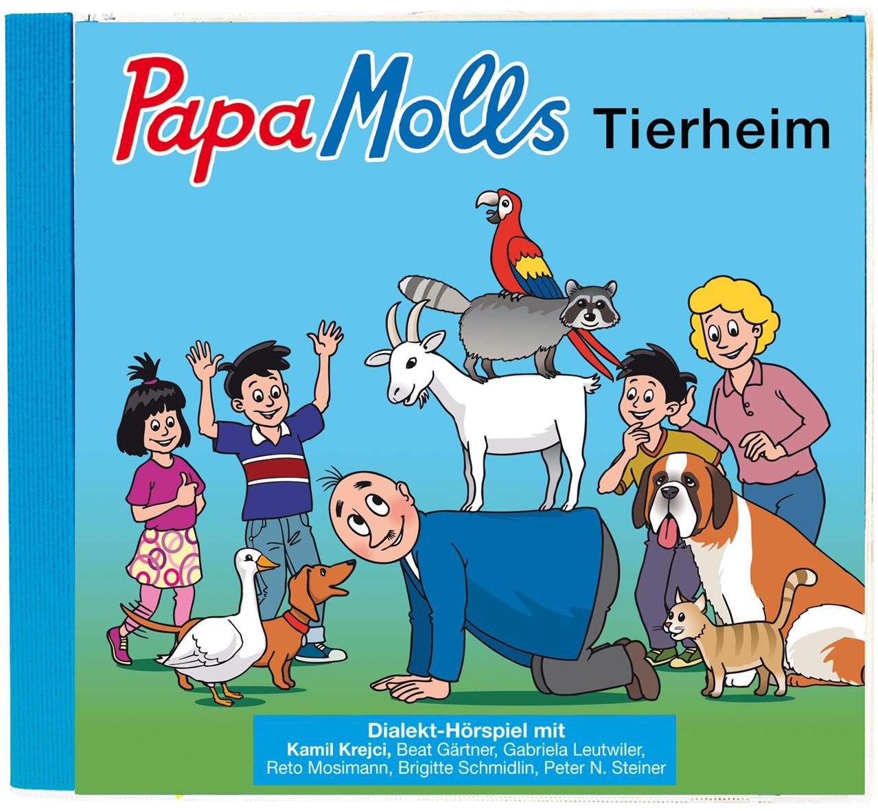 Papa Molls Tierheim CD