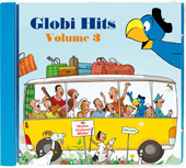 Globi Hits Volume 3 CD