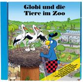 Globi und die Tiere im Zoo, Umschlag gross anzeigen