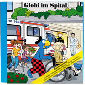 Globi im Spital CD Hörspiel