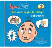 Papa Moll Tagebuch Geburtstag CD