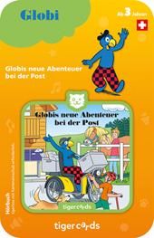Tigercard Globis neue Abenteuer bei der Post