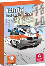 Globi bei der Polizei Quartett, Umschlag gross anzeigen