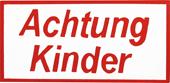 Globi Strassenwarntafel Achtung Kinder eckig, Umschlag gross anzeigen