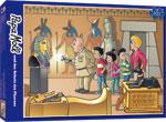 Papa Moll Puzzle und der Schatz des Pharaos