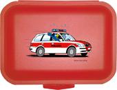 Globi Lunchbox Polizei rot, Umschlag gross anzeigen