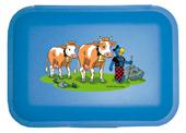 Globi Lunchbox Alp blau