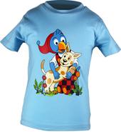 Glöbeli T-Shirt blau 98/104