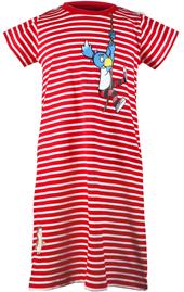 Globine Longshirt gestreift rot Globine am Seil 98/104, Umschlag gross anzeigen
