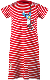 Globine Longshirt gestreift rot Globine am Seil 134/140