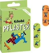 Globi Pflaster Sport, Umschlag gross anzeigen