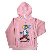 Globine Sweat Shirt rosa Kopfhörer 98/104