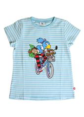 Globine T-Shirt hellblau Velo 110/116, Umschlag gross anzeigen