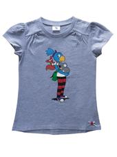 Globine T-Shirt hellgrau Koala 134/140