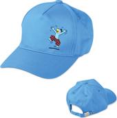 Globi Baseball Cap blau Sprungjauchzer