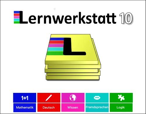 Lernwerkstatt 10 – Klassenlizenz