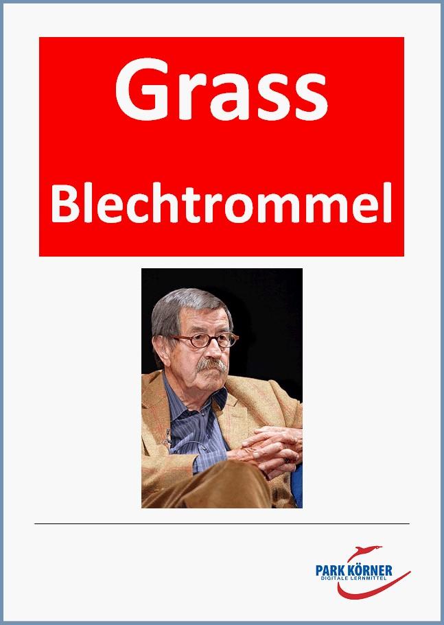 Günter Grass: Die Blechtrommel, Umschlag gross anzeigen