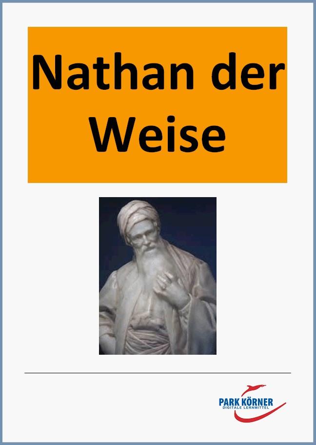 G.E. Lessing: Nathan der Weise, Umschlag gross anzeigen