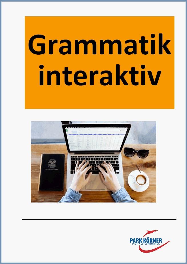 Deutsch Grammatik interaktiv