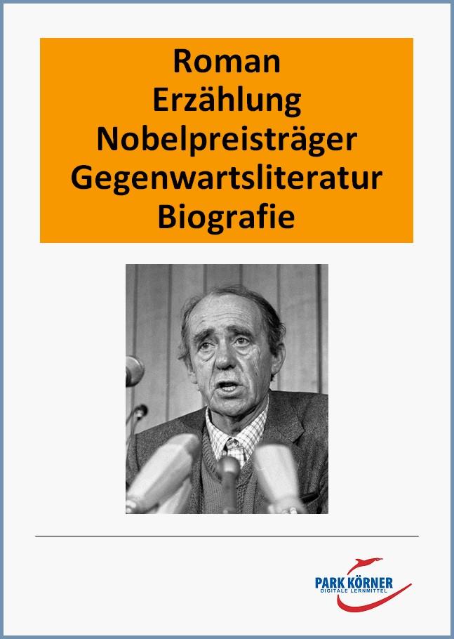 Roman - Erzählung - Literatur von Nobelpreisträgern - Gegenwartsliteratur - Biografie
