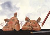 Schwein gehabt, Signore Raffael Postkarte VE 10