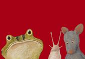 staun, staun – mutig, mutig Postkarten VE 10