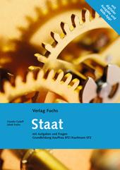 Staat mit Aufgaben und Fragen - Grundlagenbuch mit Online-Version und Web-App