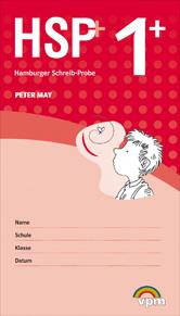 Hamburger Schreib-Probe (HSP+): Testheft 1+ plus Auswertungscode (5er-Pack)