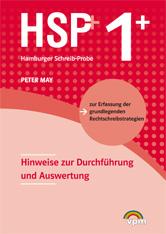 Hamburger Schreib-Probe (HSP+): Hinweise 1+ plus