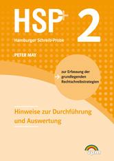 Hamburger Schreib-Probe (HSP+): Hinweise 2 plus