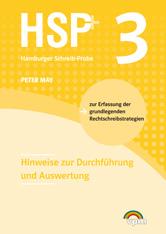 Hamburger Schreib-Probe (HSP+): Hinweise 3 plus