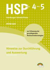 Hamburger Schreib-Probe (HSP+): Hinweise 4/5 plus
